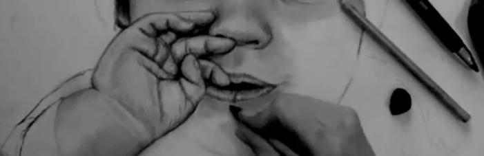einen mund malen