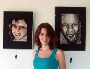 Meine erste Ausstellung